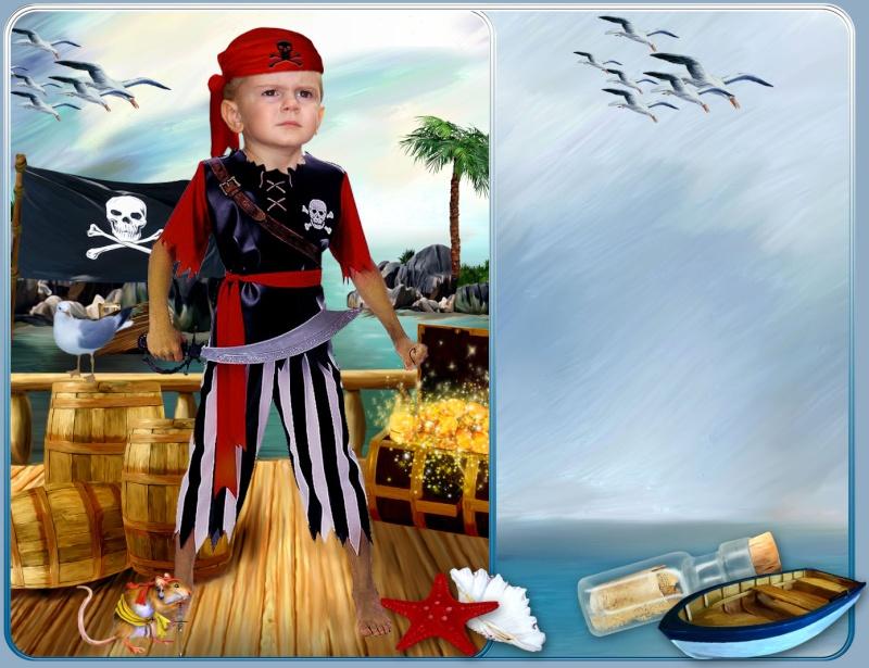 anniverssaire pirate Angeli10