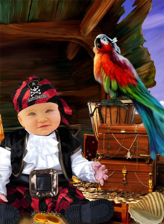 anniverssaire pirate Pirate10