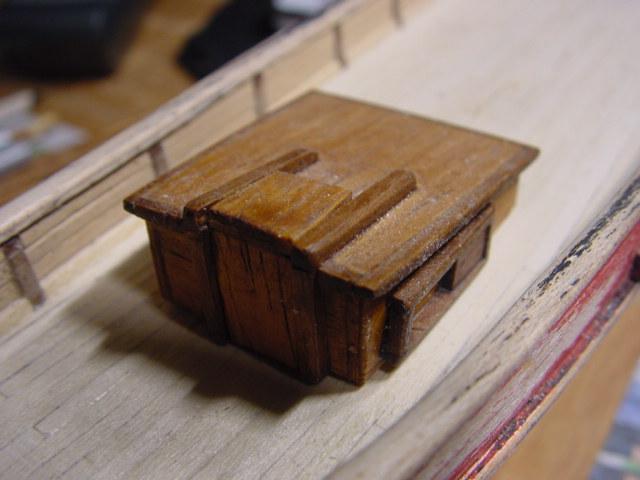 das war mal mein erstes Holzmodell (Der Schoner Flyer) - Seite 2 Dsc04072