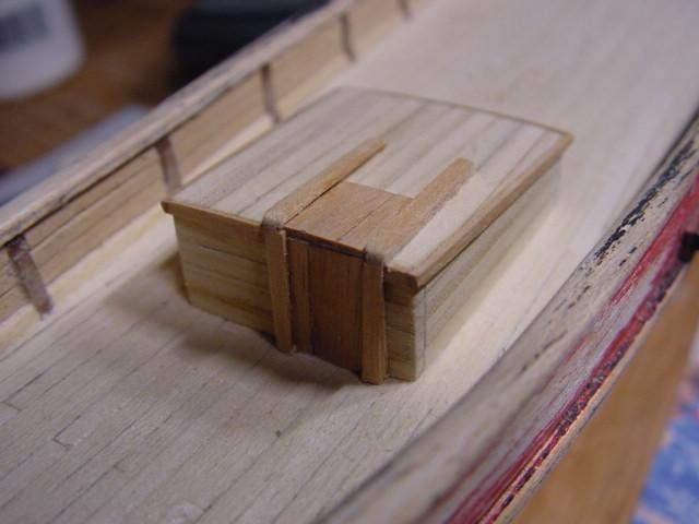 das war mal mein erstes Holzmodell (Der Schoner Flyer) - Seite 2 Dsc04074