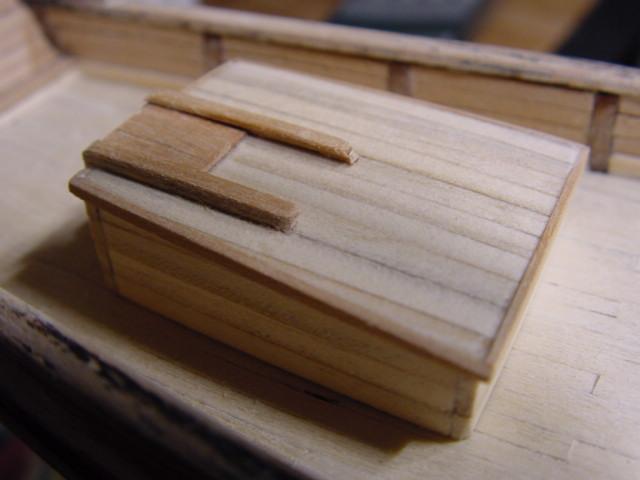 das war mal mein erstes Holzmodell (Der Schoner Flyer) - Seite 2 Dsc04075
