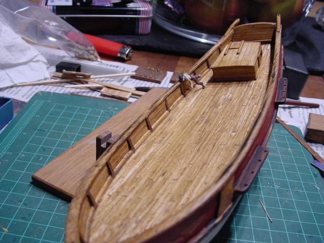 das war mal mein erstes Holzmodell (Der Schoner Flyer) - Seite 2 Dsc04111