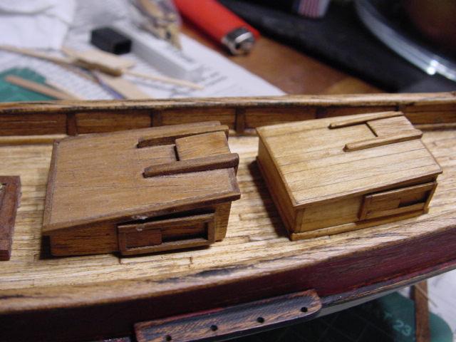 das war mal mein erstes Holzmodell (Der Schoner Flyer) - Seite 2 Dsc04112