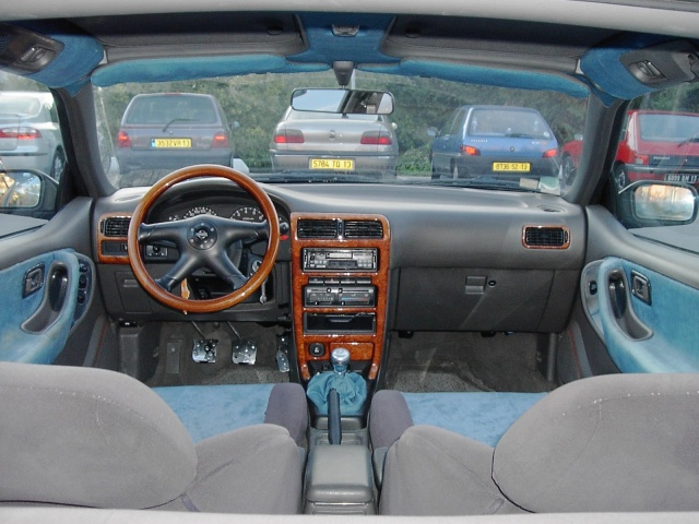 Mazda RX7 FC3S (restauration et preparation street) Nissan10