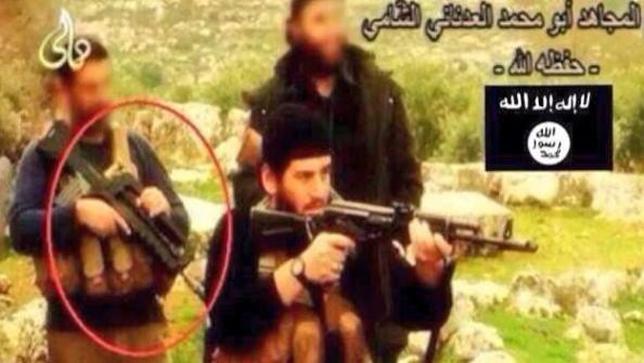 L'EI ou Daesh n'est pas une invention américaine Famas-10