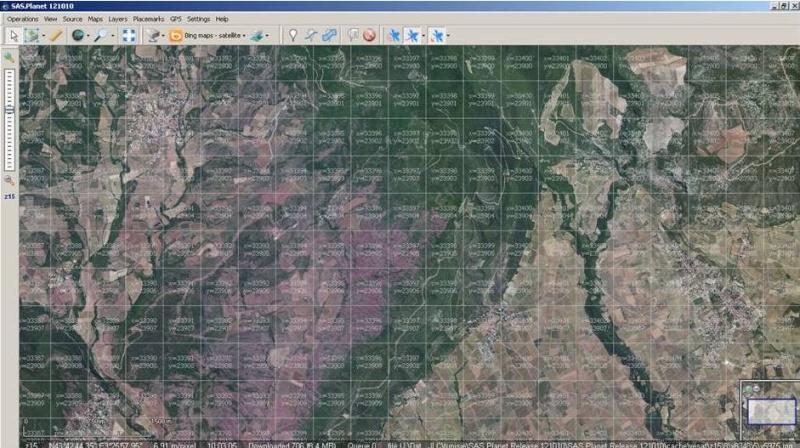 GPS pour faire du tout terrain Test-210