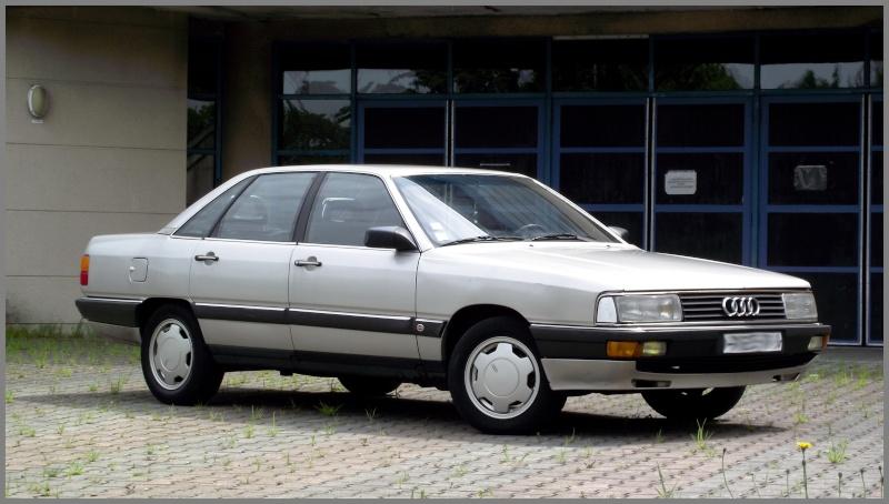 Audi 200 Turbo 1984 Dscf9026
