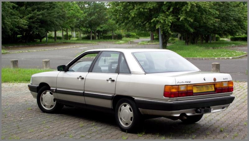 Audi 200 Turbo 1984 Dscf9030