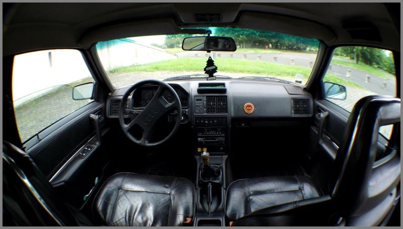 Audi 200 Turbo 1984 Dscf9033