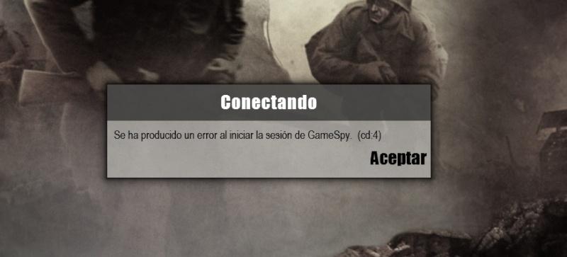 """""""Adiós, y gracias desde el equipo de GameSpy"""" Gamesp10"""