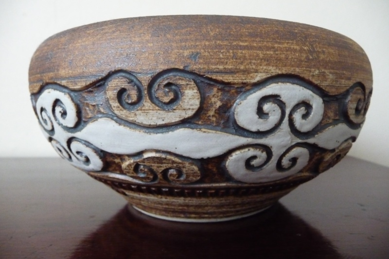 Te Maori Pottery - Louise Pickford P1050314