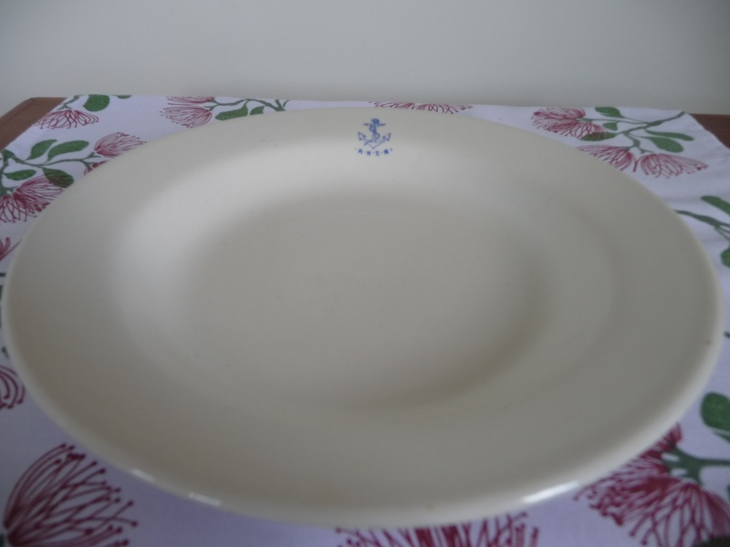 808/10 Navy Plate Vitrified is a 4646 P1050410
