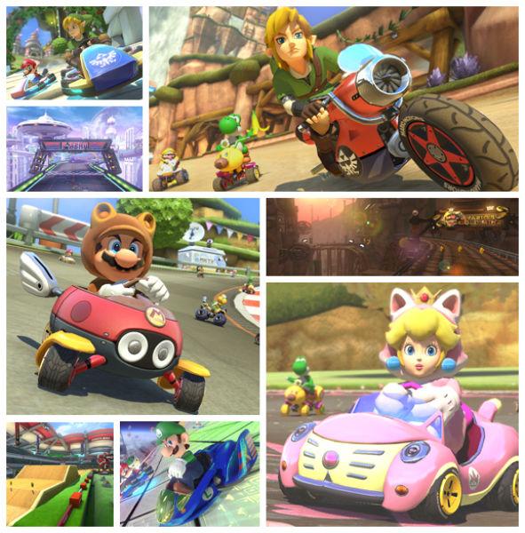 DLC: Nintendo Has Announced Crossover DLC For Mario Kart 8! 10991110