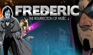 Review: Frederic: Resurrection of Music (Wii U eshop) 410