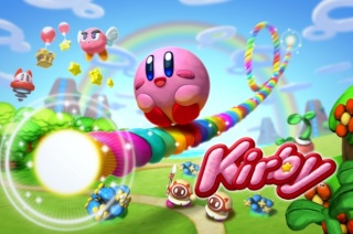 E3: Kirby And The Rainbow Curse Has Been Revealed For The Wii U! 630x10