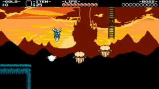 "eshop: Shovel Knight V.1.1. Update Is Headed To The Wii U And 3DS ""Soon""! 630x18"