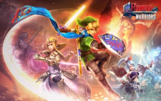 Site Update: New Theme, Background, And Emoticons Celebrating The Release of Hyrule Warriors! Hyrule13