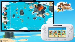 Review: Monkey Pirates (Wii U eshop) (NA Region) Monkey11