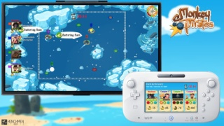 Review: Monkey Pirates (Wii U eshop) (NA Region) Monkey14