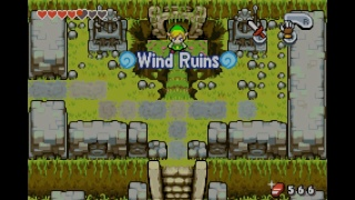 Review: The Legend of Zelda: The Minish Cap (Wii U VC) Wiiu_132