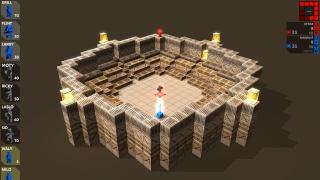 Review: Cubemen 2 (Wii U eshop) Wiiu_138