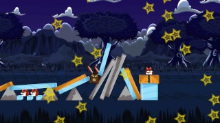 Review: Angry Bunnies: Colossal Carrot Crusade (Wii U eshop) Wiiu_153