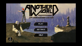 eshop: Another World: 20th Anniversary Edition Screens (Wii U eshop) Wiiu_s40