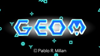 Contest: Two Copies of GEOM Are Up For Grabs If You Can Find Them! Wiiu_s52