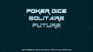 Review: Poker Dice Solitaire Future (Wii U eshop) Wiiu_s67