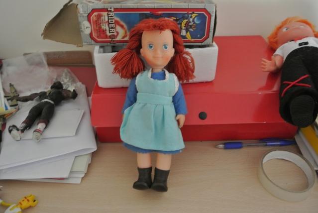 lotto bambole vintage heidi, peter anna dai capelli rossi Dsc_3311