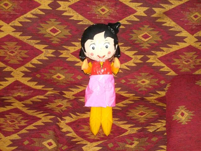 lotto bambole vintage heidi, peter anna dai capelli rossi Hpim1010