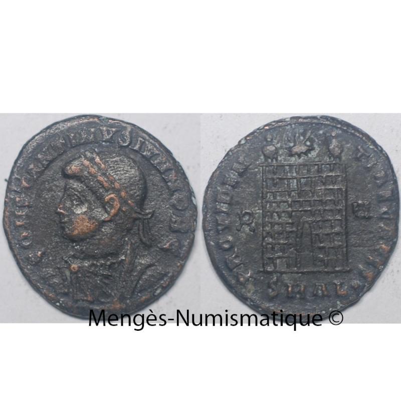 Constantin II nummus pour Alexandrie Consta10