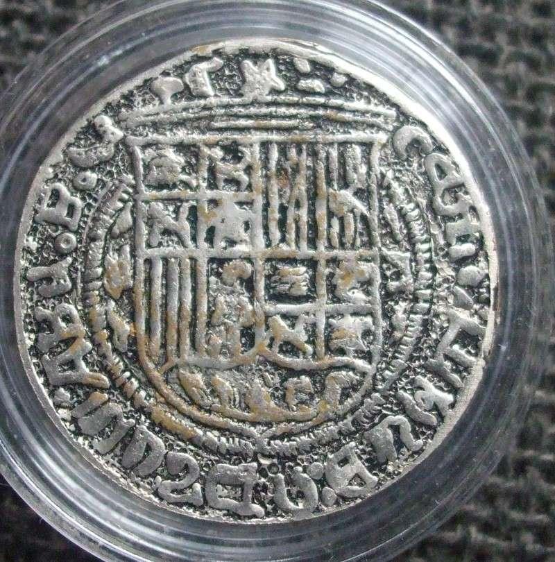 faux moderne d'un real espagnol et monnaie bulgare Yo_id_14