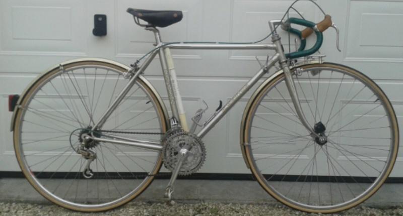 Randonneuse lègere Berton  Cycle_10