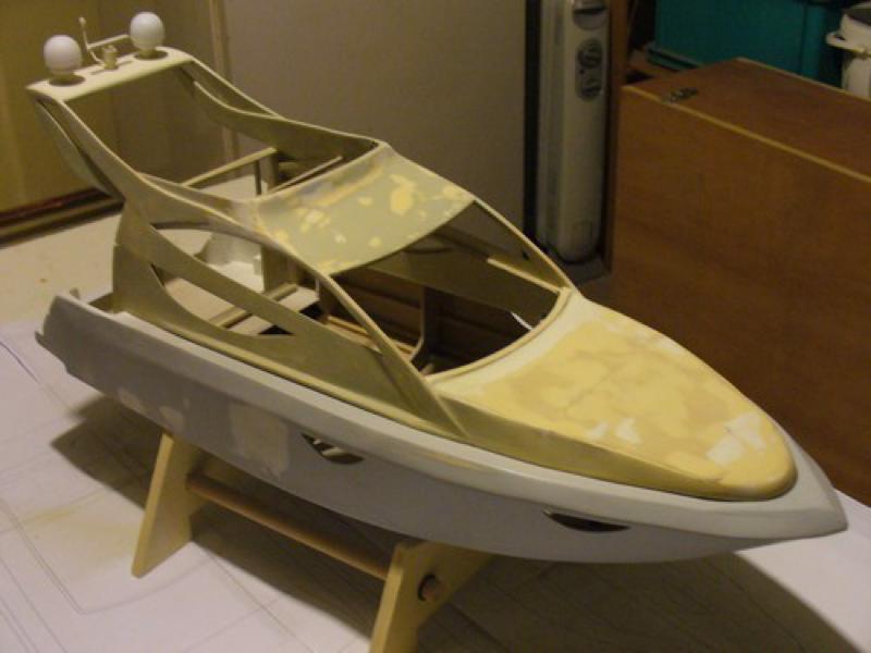 Yacht WT35 (Wave Tracker) Image-31
