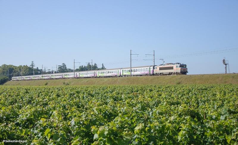 Photos et vidéos de la ligne Bordeaux - Toulouse - Narbonne - Sète (Fil 3) - Page 26 _dsc8211
