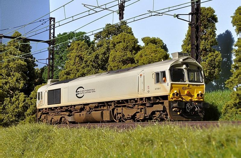 Mon réseau HO Saint-Vivien - Page 3 Class710