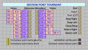 Programmation TT-DEC-R Pont10