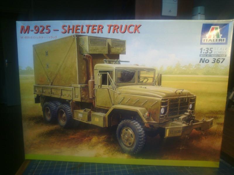 M925 truck - ITALERI - 1/35 Img_2010