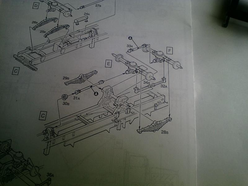 M925 truck - ITALERI - 1/35 Img_2026