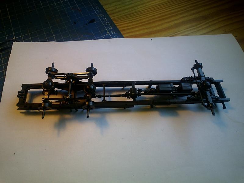 M925 truck - ITALERI - 1/35 Img_2028