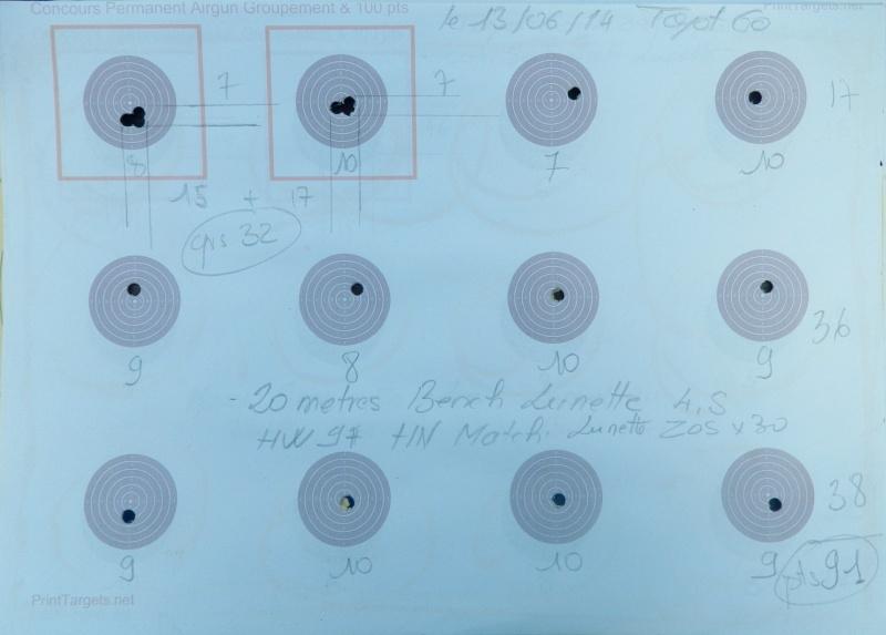 """Concours permanent bimestriel """"groupement & 100pts"""" sur cible CC A4 : Mai Juin 2014 - Page 5 Imgp0519"""