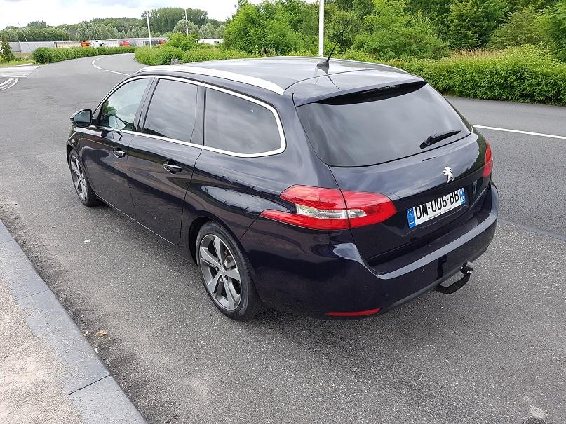 Le topic de ma Peugeot 308 SW HDI 115 ALLURE ( Juillet 2018 -  2018-014