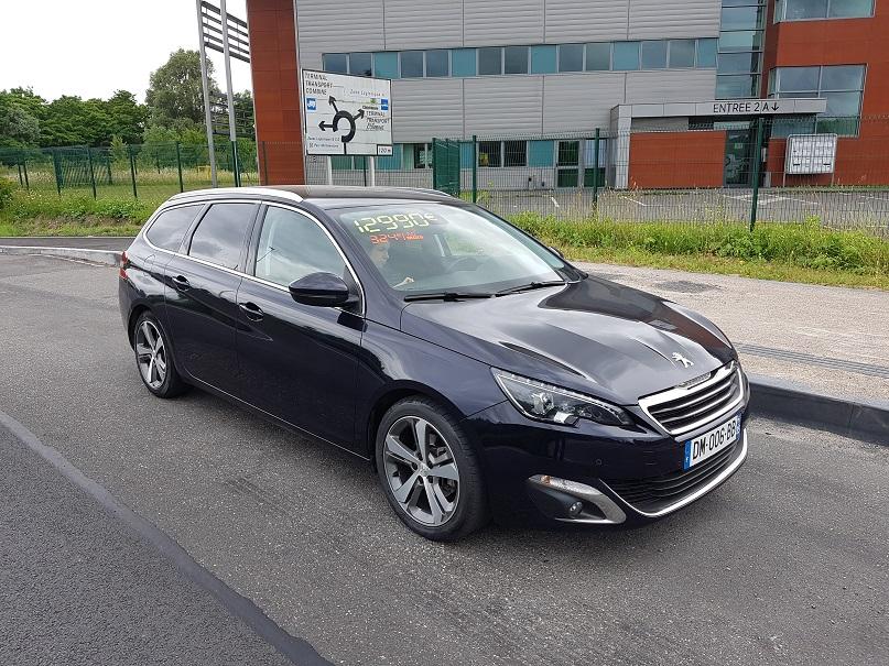 Le topic de ma Peugeot 308 SW HDI 115 ALLURE ( Juillet 2018 -  2018-015
