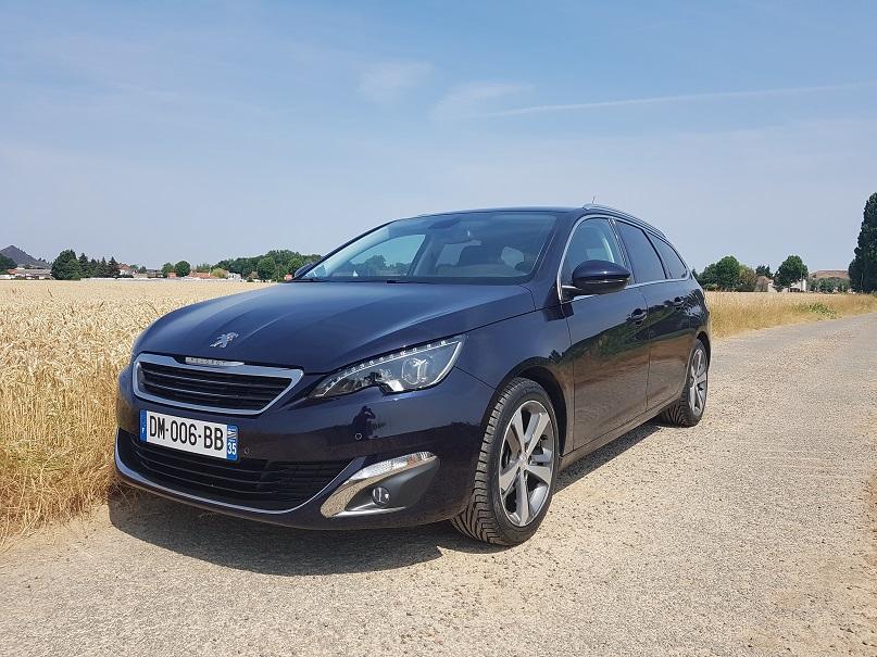 Le topic de ma Peugeot 308 SW HDI 115 ALLURE ( Juillet 2018 -  2018-057