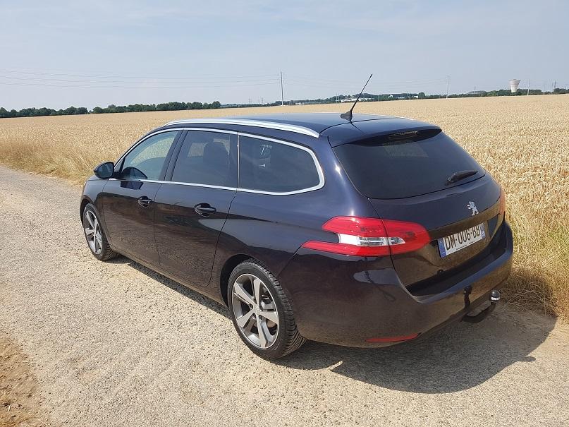Le topic de ma Peugeot 308 SW HDI 115 ALLURE ( Juillet 2018 -  2018-060