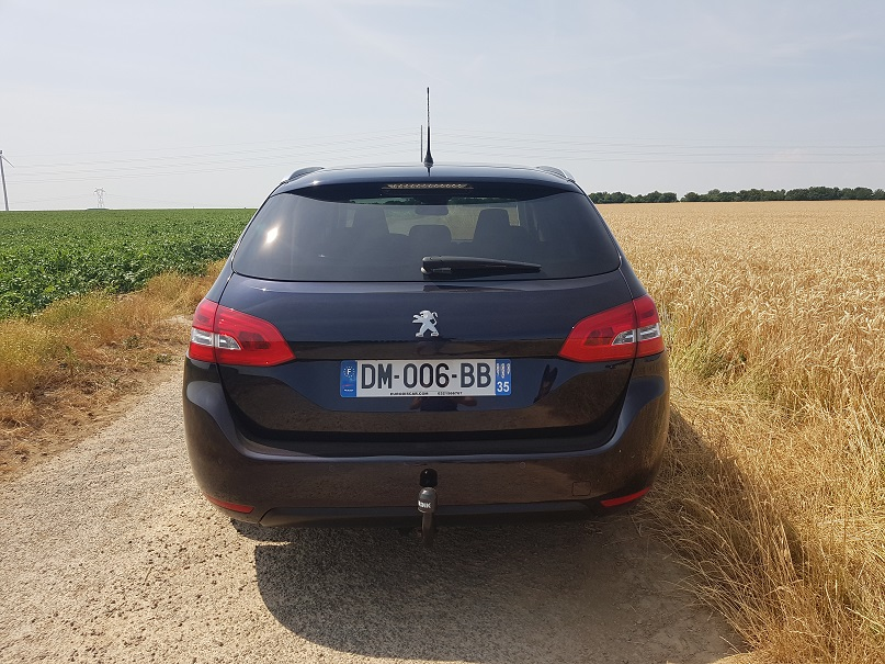 Le topic de ma Peugeot 308 SW HDI 115 ALLURE ( Juillet 2018 -  2018-061