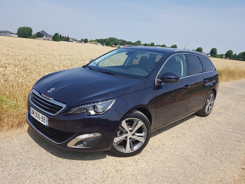 Le topic de ma Peugeot 308 SW HDI 115 ALLURE ( Juillet 2018 -  2018-062
