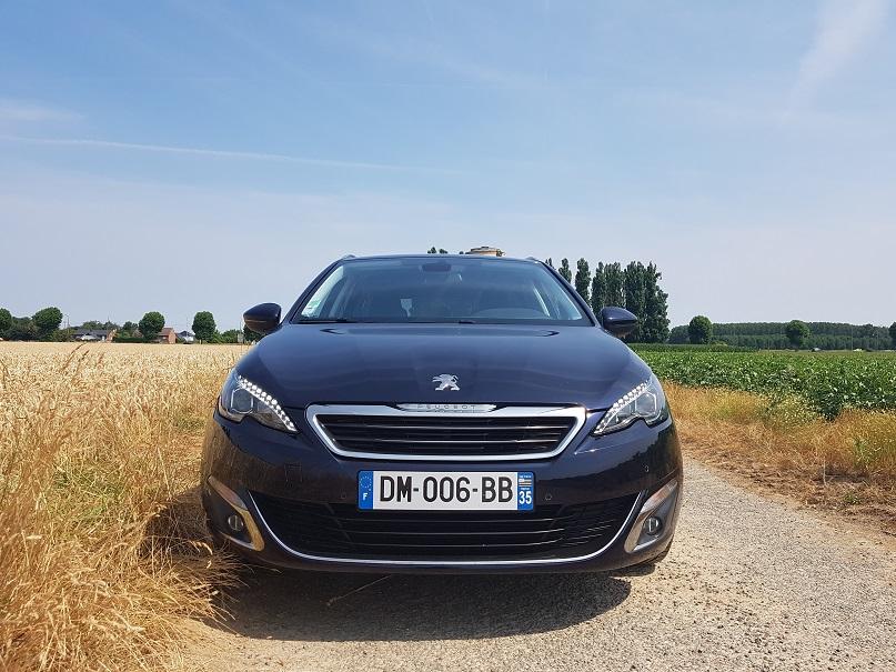Le topic de ma Peugeot 308 SW HDI 115 ALLURE ( Juillet 2018 -  2018-063