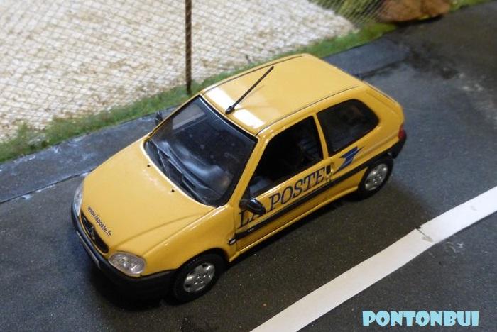 03 - Citroën ( Les Modernes Post-1990 )  Dacia-15